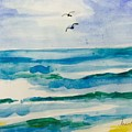 Ocean Wave by Hae Kim