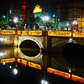 O'connell Bridge by James Fitzpatrick