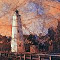 Ocracoke Island Lighthouse by Ryan Fox