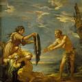 Odysseus And Nausicaa by MotionAge Designs
