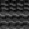 Office Building Abstract by Jim Corwin