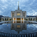 Ogden Temple by Dustin LeFevre