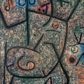 Oh These Rumors by Paul Klee