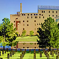 Oklahoma City National Memorial by Ricky Barnard