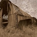 #210 Old Barn by Delana Epperson