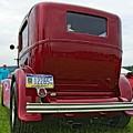 Old Car by Karl Rose