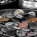 Old Coins by Wolfgang Stocker