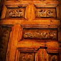 Old Door by Perry Webster