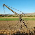 Old Farm Equipment by Jeff Swan