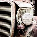 Old Farm Ford by Scott Pellegrin