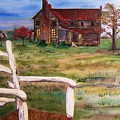 Old Home  by Penny Everhart