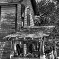 Old House by David Patterson