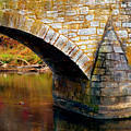 Old Stone Bridge by Paul W Faust - Impressions of Light