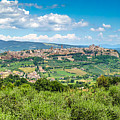 Old Town Of Orvieto, Umbria, Italy by JR Photography