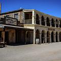 Old Tucson - Arizona by Jon Berghoff