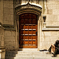 On The Doorstep by Lars Lentz