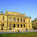 Opera House, Prague by Buddy Mays