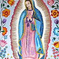 Our Lady Of Guadalupe by Jan Mecklenburg