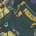 Packers Fan by Marit Runyon