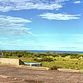 Pad 19 Panoramic by Gordon Elwell