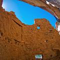 Palatki Ruins by David Sunfellow
