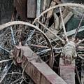 Palouse Farm Wheels 3156 by Bob Neiman