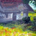 Pamlico County Shed by Rebecca Merola
