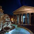 Pantheon Rome by Luis Da Silva
