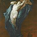 Paolo And Francesca Da Rimini by Gustave Dore