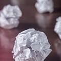 Paper Balls by Carlos Caetano