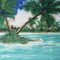 Paradise Island by Debbie Levene
