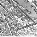 Paris 1730 by Granger