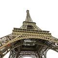 Paris Eiffel Tower by Benny Marty