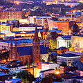 Paterson New Jersey by Denis Tangney Jr