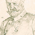 Paul Von Hindenburg by Dennis Larson