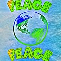 Peace by Marian Palucci-Lonzetta