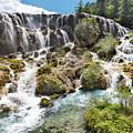 Pearl Shoal Waterfall by Paul Martin