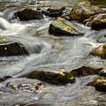 Pebble Creek by Dan Kinghorn