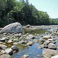 Pemmigewasset River by Steve Gass