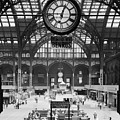 Pennsylvania Station, Interior, New by Everett