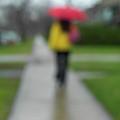 People In The Rain by Oleksiy Maksymenko