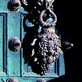 Peruvian Door Decor 6 by Xueling Zou
