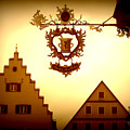 Pharmacy Sign In Rothenburg by Carol Groenen