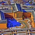 Philadelphia Museum Of Art 26th Street And Benjamin Franklin Parkway Philadelphia Pennsylvania 19130 by Duncan Pearson