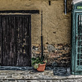 Phone Booth In Cyprus by Dimitris Vetsikas