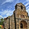 Piasca Iglesia De Santa Maria _img 8461a by Diana Raquel Sainz