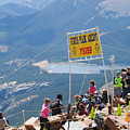 Pikes Peak Marathon And Ascent by Steve Krull