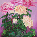 Pink Romance by Lian Zhen