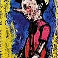 Pinocchio by Rob Hans