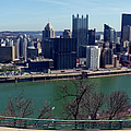 Pittsburgh Panorama by Noel Baebler